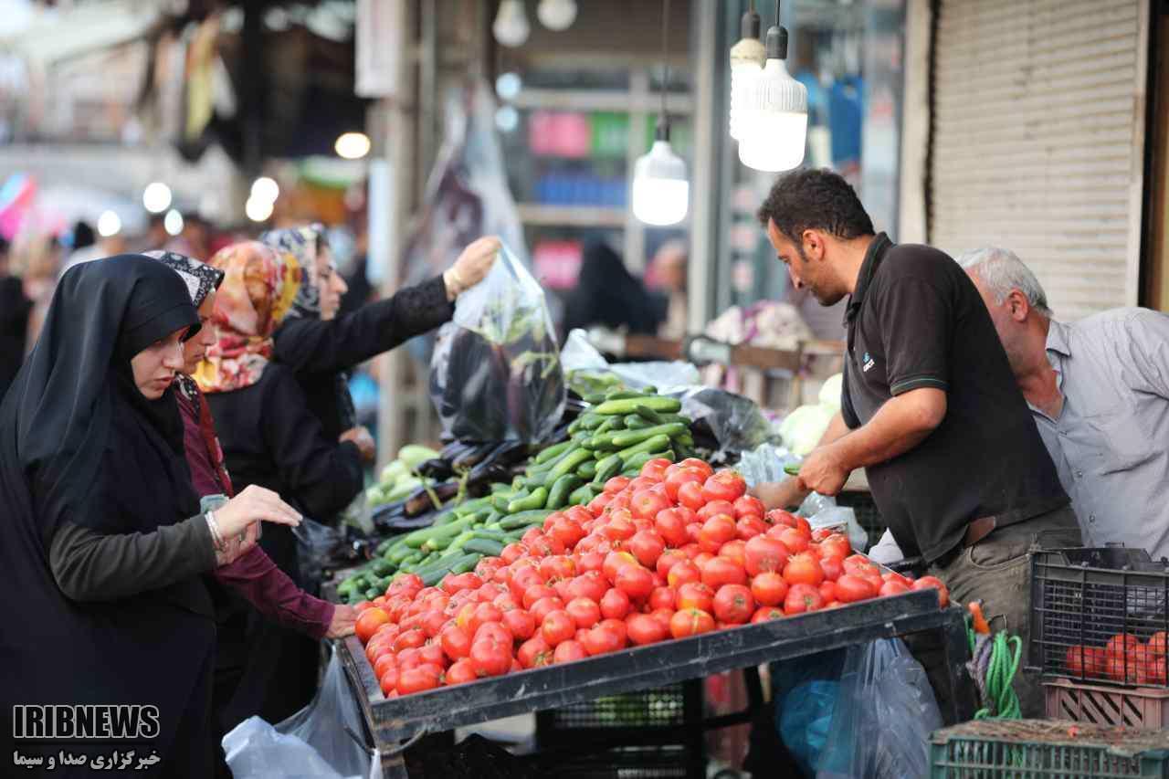 بازار روز بابل