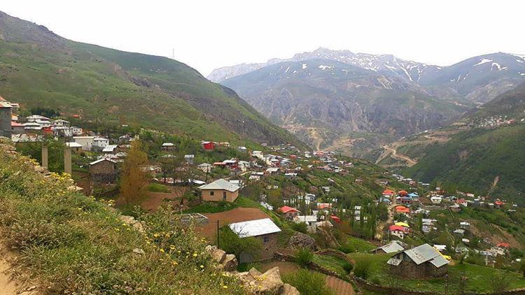 روستای ییلاقی لهه