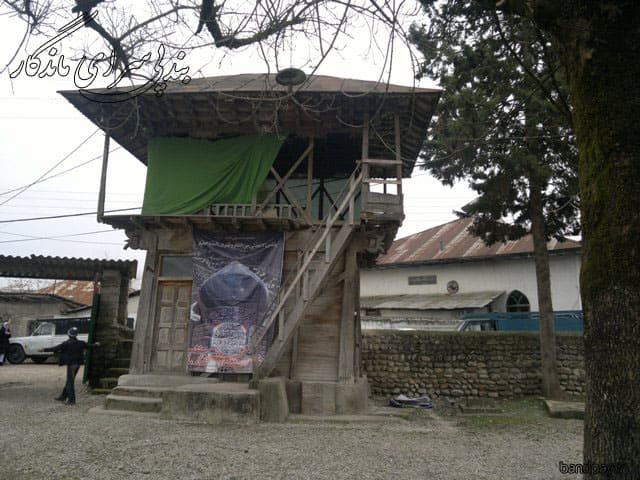 سقا خانه ی روستای شیاده